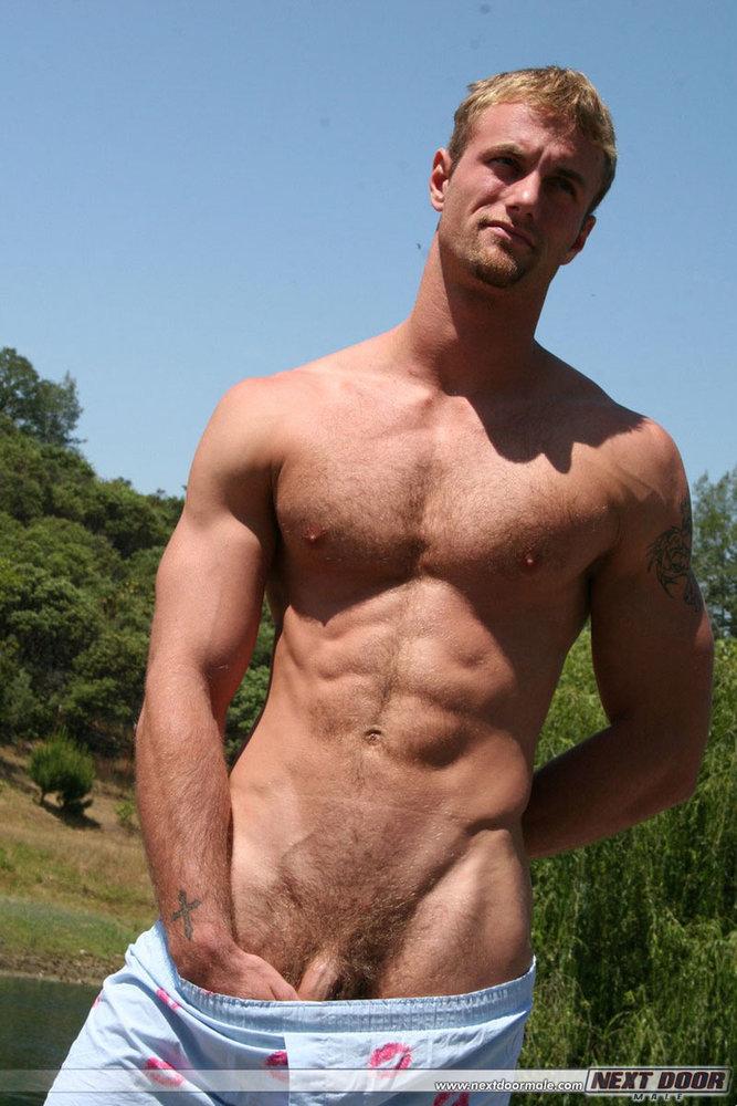 from Jamir hot blonde stud gay