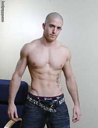 Muscle Hunk Jacob (Bad Puppy)