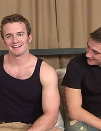 Blowing Gage (Sean Cody)