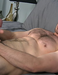 Butch has a hot hairy ass and a big cock